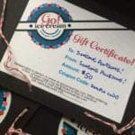 Go! Ice Cream gift certificates! Give the awesomeness!
